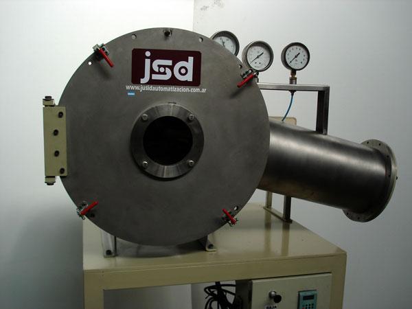 Dispositivo para met-spinning