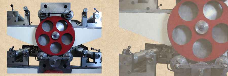 máquinas para papel